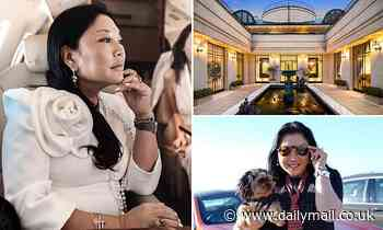 Monika Tu's rise from Paddy's Markets stall to $200 million in mansion sales to Chinese investors