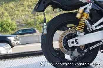 A 8 bei Rutesheim: Motorradfahrer wird schwer verletzt - Rutesheim - Leonberger Kreiszeitung