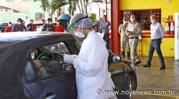 Nova Andradina tem 18 casos ativos e 33 curados de covid-19 - Nova News - Nova News