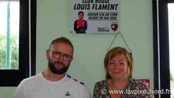 Le Football club de Roost-Warendin rend hommage à Louis-Flament, jeune joueur décédé en mai - La Voix du Nord