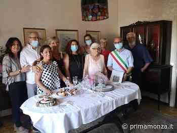 Villasanta, cento candeline per nonna Pinuccia Montrasio - Prima Monza