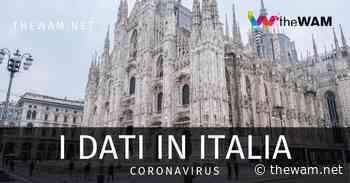 Coronavirus Italia: i dati di oggi. Oltre cento nuovi contagi in Lombardia - The Wam