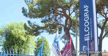 Cento lavoratori rischiano il posto alla Elcograf di Verona - TGR Veneto - TGR – Rai