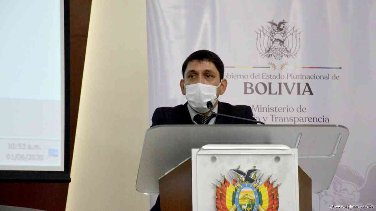 Melgar: instructivos del TSJ no permiten investigar hechos de corrupción del anterior gobierno - Opinión Bolivia