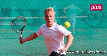Tennis-Gruppenliga: Schönbachs Junioren kehren mit einem 3:3 aus Bad Nauheim zurück - Mittelhessen