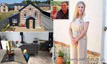 Widow transformed 19th century Methodist chapel into £450,000 dream home