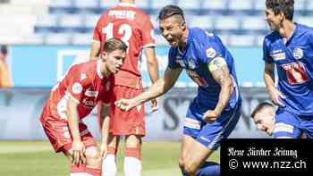 Super League: Der FC Luzern deklassiert den FC Thun 3:0 - und schielt wieder in Richtung Europa League