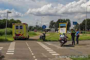 Scooterrijder gewond bij aanrijding in Zwijndrecht - ZHZActueel - ZHZActueel