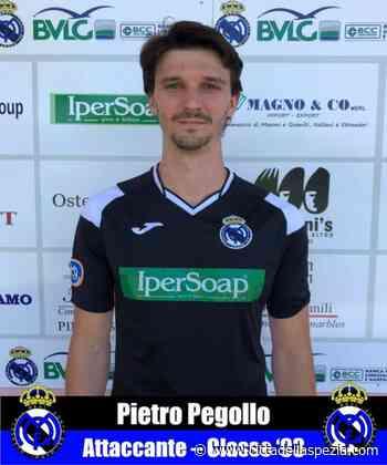 Pegollo è il nuovo centravanti del Real Forte Querceta - Città della Spezia
