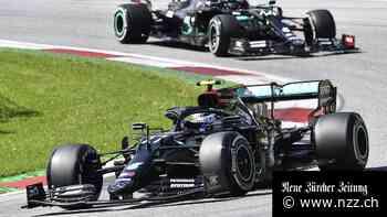 Formel 1: Bottas siegt zum Auftakt - zwei WM-Punkte für Alfa Romeo