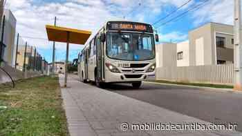 Itinerário da linha F14 Santa Maria será ampliado - Mobilidade Curitiba