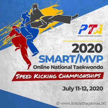 "Philippine Taekwondo Association to hold online ""speed kicking"" tournament - Insidethegames.biz"