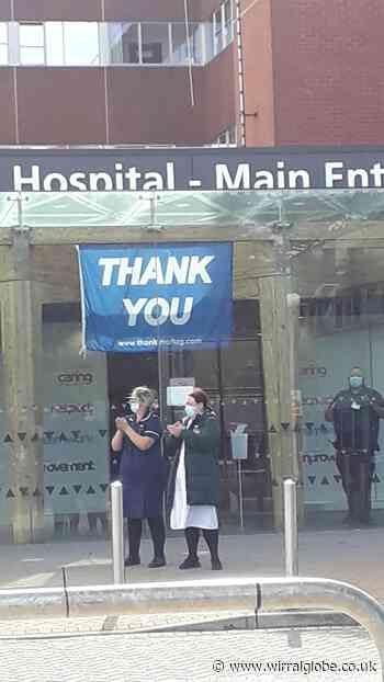 """A heartfelt thank you"" to hospital staff - send us your pics"