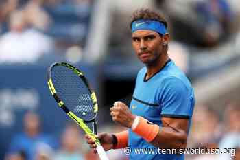 'It's amazing how Rafael Nadal keeps his focus so high', says Next Gen star - Tennis World USA