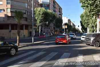 TALAVERA | Nuevas señalizaciones en el cruce de Francisco Aguirre y Francisco Pizarro - www.lavozdeltajo.com