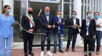 """Novafeltria, finalmente inaugurata la Rsa. """"Ora creiamo la cittadella della salute"""" - AltaRimini"""