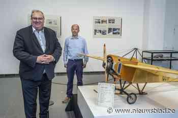 Expo Fier #VANRSL toont Roeselare in tien straffe verhalen, van vliegtuigen tot tennisrackets - Het Nieuwsblad