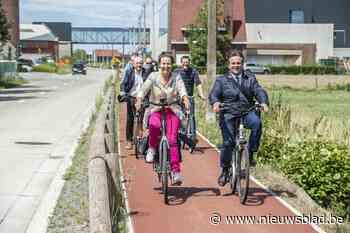 Binnenkort veilig fietsen van Roeselare tot Rollegem-Kapelle - Het Nieuwsblad