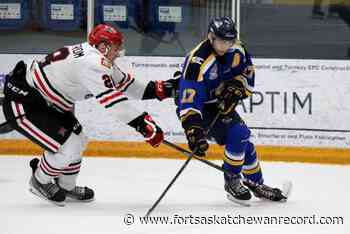 Stafford to Ooks; Swan stays on with Pontiacs - Fort Saskatchewan Record