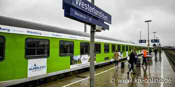 Fotostrecke: Mit dem Nachtzug von Sylt nach Salzburg: Eindrücke der ersten Fahrt – KN - Kieler Nachrichten
