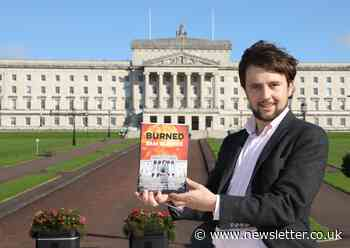 News Letter political editor Sam McBride's bestseller Burned becomes a lockdown audiobook - Belfast Newsletter