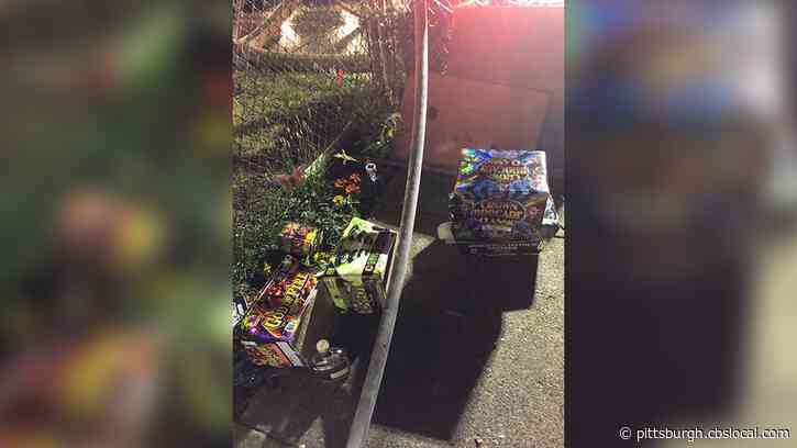 Fireworks Taskforce In Pittsburgh Responds To Over 100 Firework Complaints During Fourth Of July