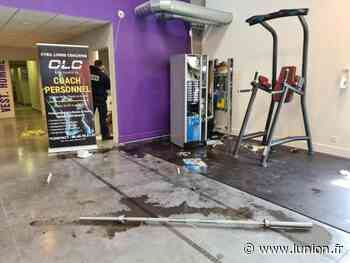 La salle de sport O'klub d'Epernay a été vandalisée - L'Union