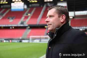 Sylvain Armand n'est plus le coordinateur sportif de Rennes - Foot - L1 - L'Équipe.fr
