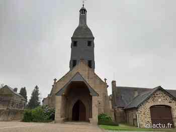 Entre Fougères et Rennes, l'église de Saint-Marc-sur-Couesnon ouverte au public tout l'été - actu.fr