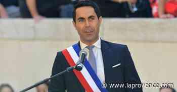 Lionel de Cala (LR) devient maire d'Allauch - La Provence