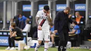 """Inter-Bologna, Pairetto: """"Soriano mi ha dato dello scarso"""""""