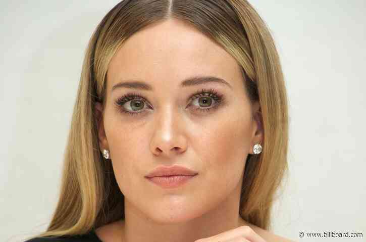 Hilary Duff Embarrassed for U.S. Response to COVID-19, Jokes She's Running for President