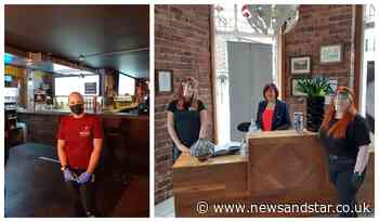 Business brisk as many of Carlisle's bars and hairdressers open after months of lockdown - News & Star
