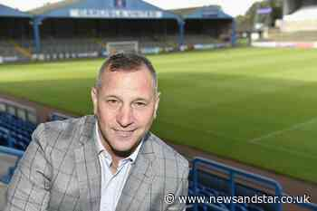 Carlisle United's David Holdsworth admits 'It's been a long time in waiting' - News & Star