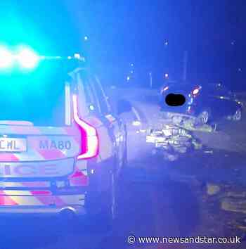 Call for dashcam footage after Carlisle police car chase leads to arrest - News & Star