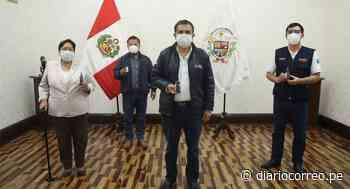 Entregan tercer lote de ivermectina a Chepén - Diario Correo