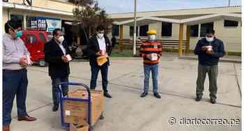 Entregan 6,000 pastillas de azitromicina a Hospital de Chepén - Diario Correo