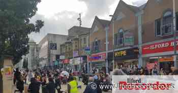 Over one hundred gather for Black Lives Matter protest in Redbridge - Ilford Recorder