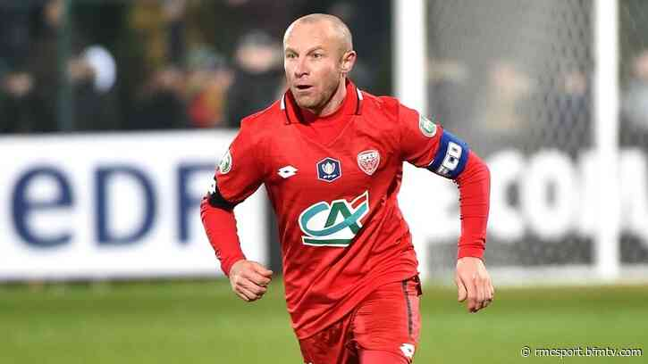 Florent Balmont intègre le staff de Limonest, club de National 3 - RMC Sport