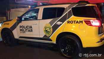 PM de Francisco Beltrão recupera camionete roubada em Realeza - RBJ