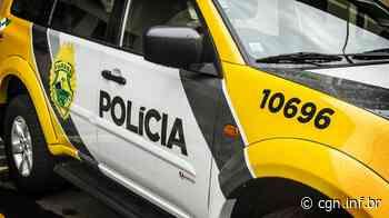 Pajero 2015 é tomada em assalto na tarde de hoje em Realeza - CGN