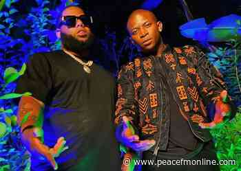 D Black Collaborates With Top American Rapper OT Genasis; Busta Rhymes Reacts - Peace FM Online