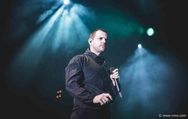"""The Streets' Mike Skinner says he """"shouldn't have played"""" Bristol's Colston Hall"""