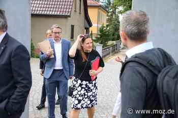 Streit: Kulturministerin fordert neuen Beschluss zu Straßennamen in Oranienburg - Märkische Onlinezeitung