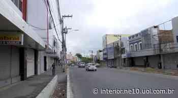 Quarentena em Caruaru e Bezerros começa nesta sexta-feira - NE10