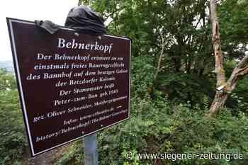 """In der Sache """"Behnerkopf"""": """"Es muss doch mal aufhören"""" - Siegener Zeitung"""