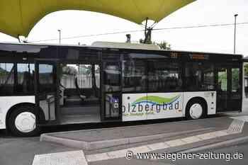 Lockerungen ab Montag: Fahrkartenkauf in Bussen wieder möglich - Siegener Zeitung