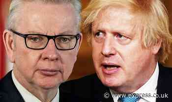 Westminster at war: How Cameron told Gove to 'sink his teeth into Boris Johnson's ankles' - Express