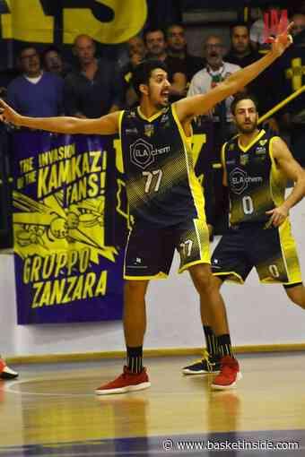 SERIE B UFFICIALE – Giacomo Dell'Agnello ai Tigers Cesena - Basketinside