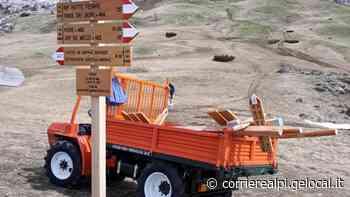 Con 400 nuove tabelle i sentieri di Colle Santa Lucia sono tutti segnalati - Corriere Delle Alpi